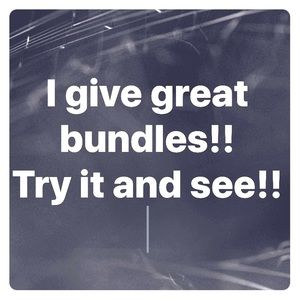 Other - Bundle sale!!